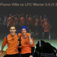 FC Porno Villa vs LFC Werne 3:4 (1:3)