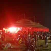 arena concerti (los fastidios) - outside