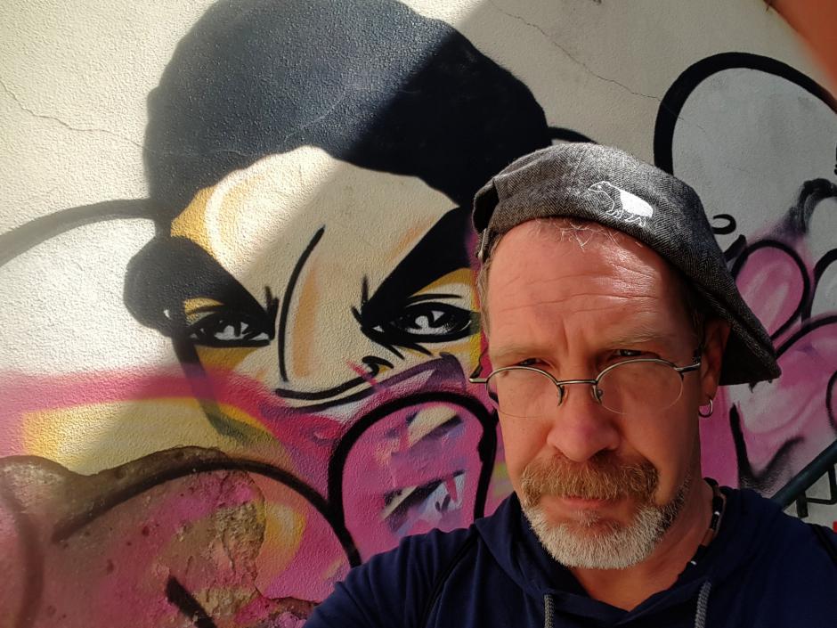 Lisboa Graffiti Tapir